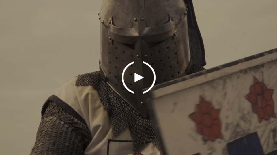 Ritter Rüstung