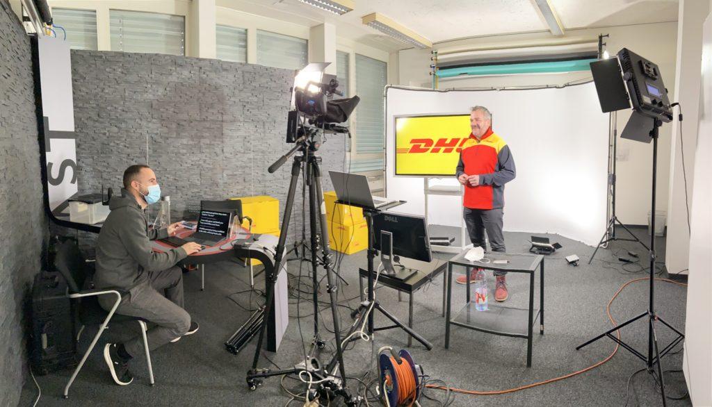 Testimonial Livestream DHL