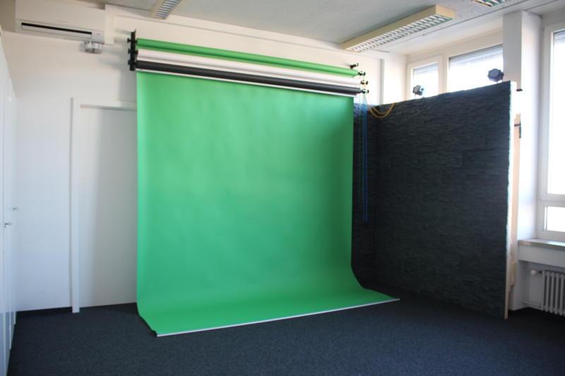 Studio Leinwand 1