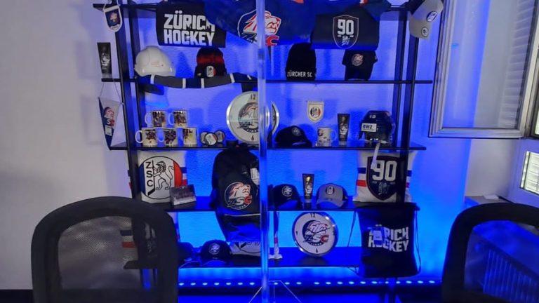 ZSC Lions TV Fanartikel